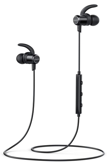 Anker SoundBuds Slim Wireless Headphones