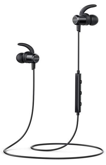 Anker SoundBuds Slim Wireless Headphones