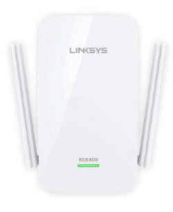 Linksys RE6300/RE6400 User Guide - Manuals+