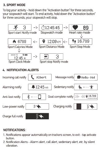 DOfit HR Activity Tracker User Manual – Manuals+