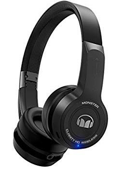 Monster Clarity HD Bluetooth Headphones