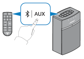 Pairing a Bluetooth® enabled device