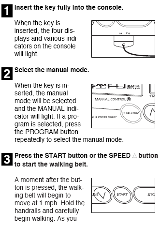 HOW TO USE THE MANUAL MODE