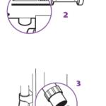 Motorized Floor Brush Hose