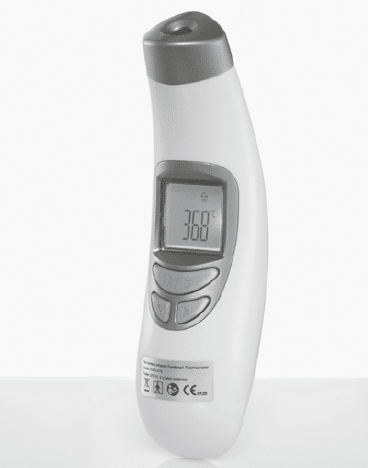 3-in-1 Thermometer Instruction