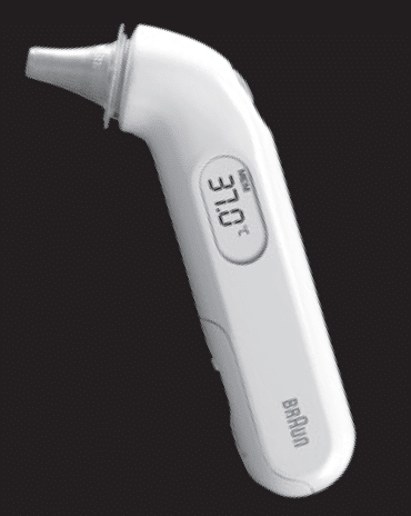 ThermoScan 3 Thermometer
