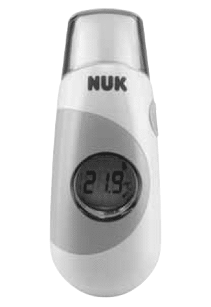 Nuk Thermometer Flash