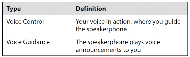 JABRA VOICE FEATURES