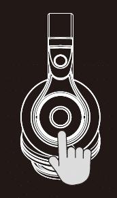 Volume- button