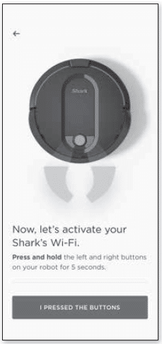 Activate  Robot Wi-Fi