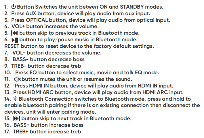Remote Control Overview