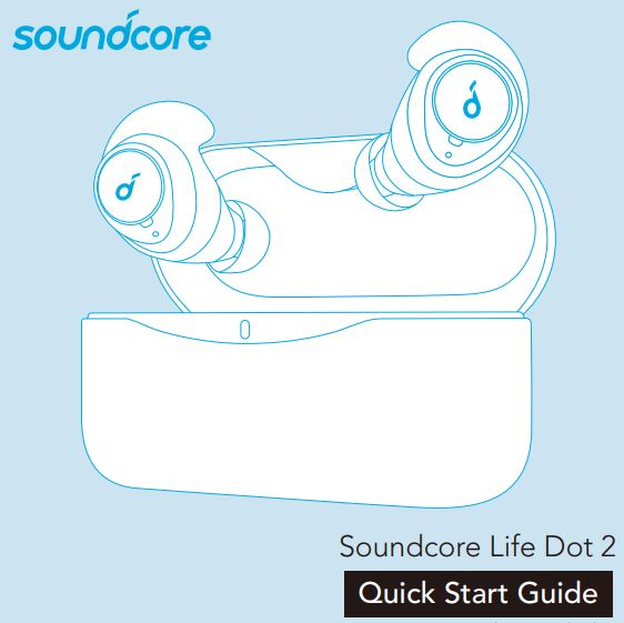 Anker SoundCore Life Dot 2 Earbuds