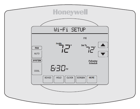 Connect to your thermostat
