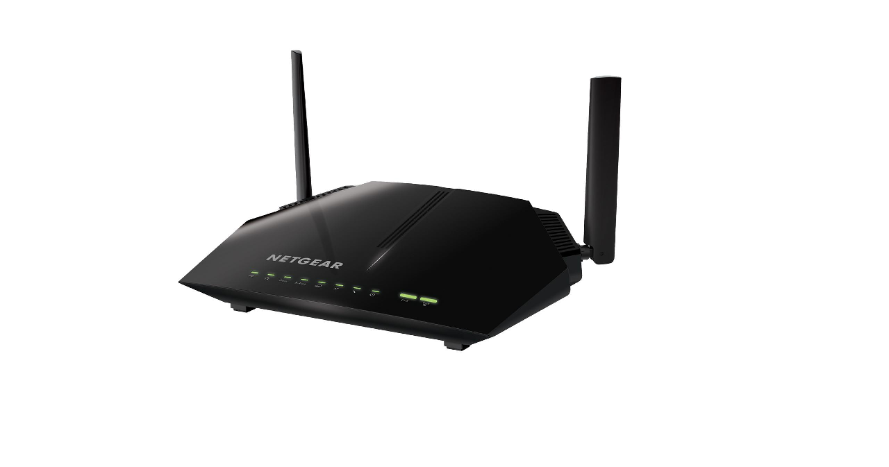 AC1200 WiFi Cable Modem Router C6220