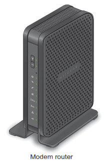C3700 WiFi Cable Modem Router