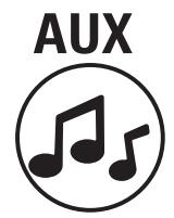 AUX Icon