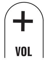 Vol Plus Button