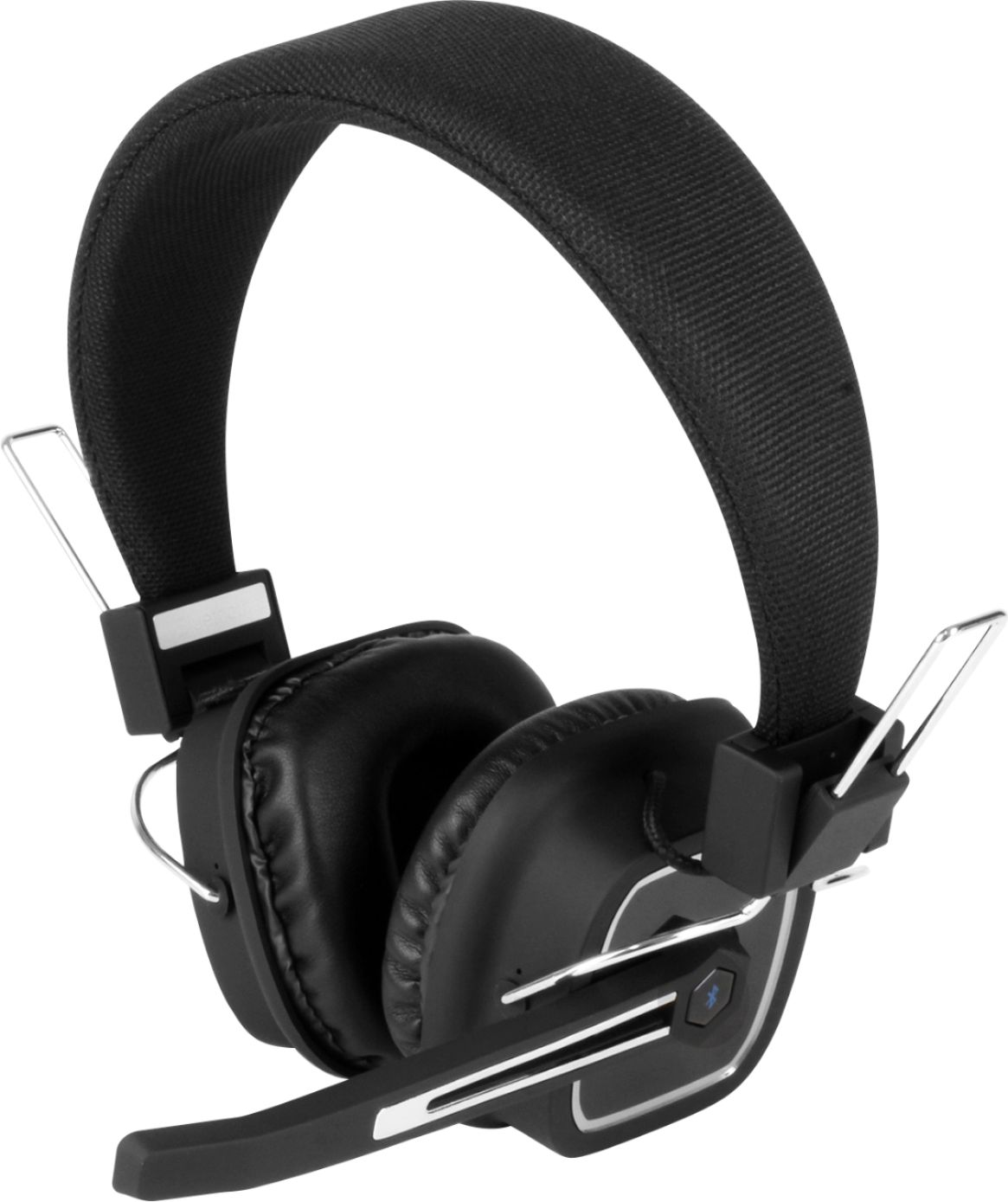 Aluratek Bluetooth Wireless Stereo Headset with Boom Mic