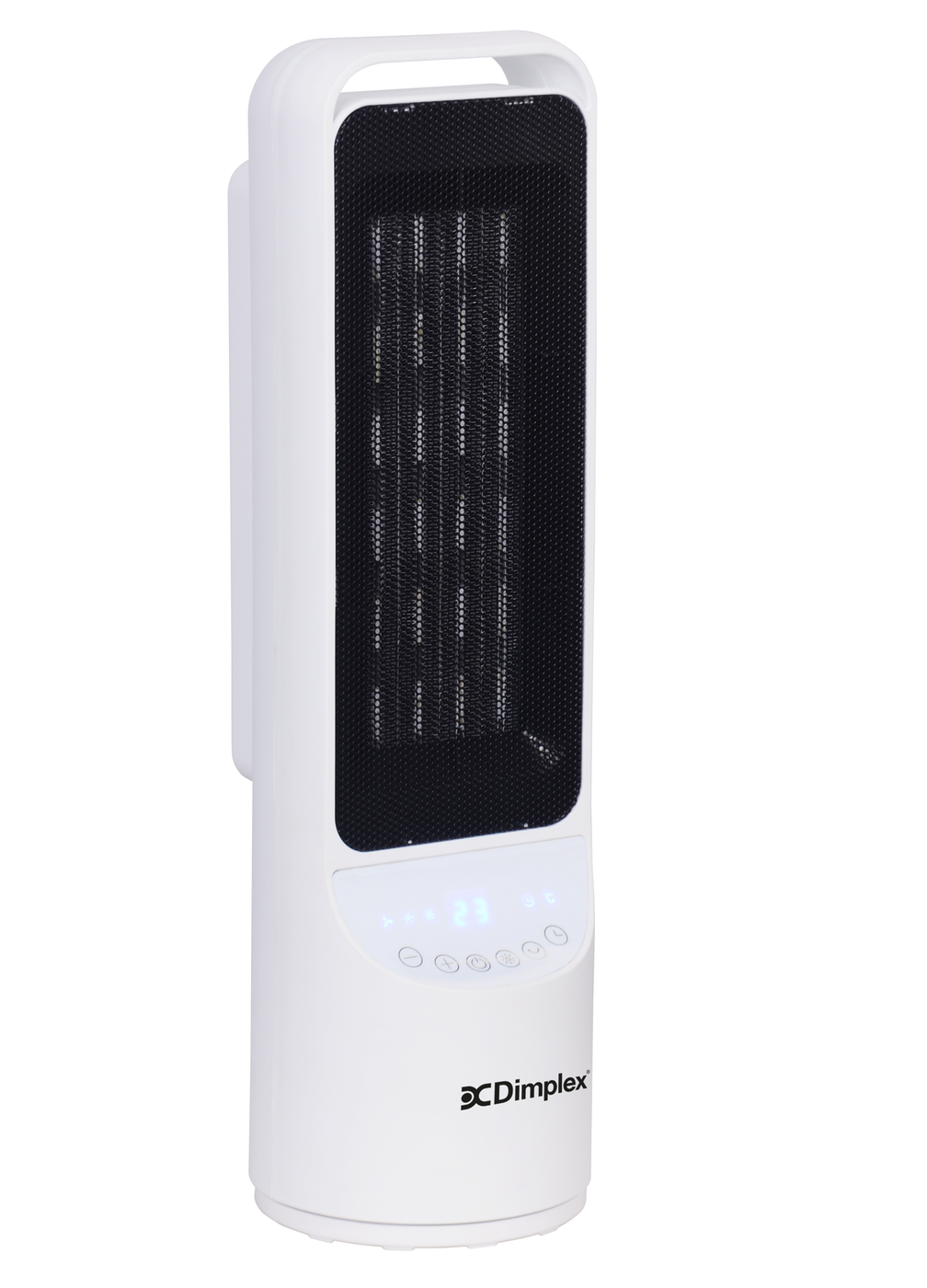 Dimplex 2kW DC Ceramic Tower Heater Electronic Controls DHCERA20E