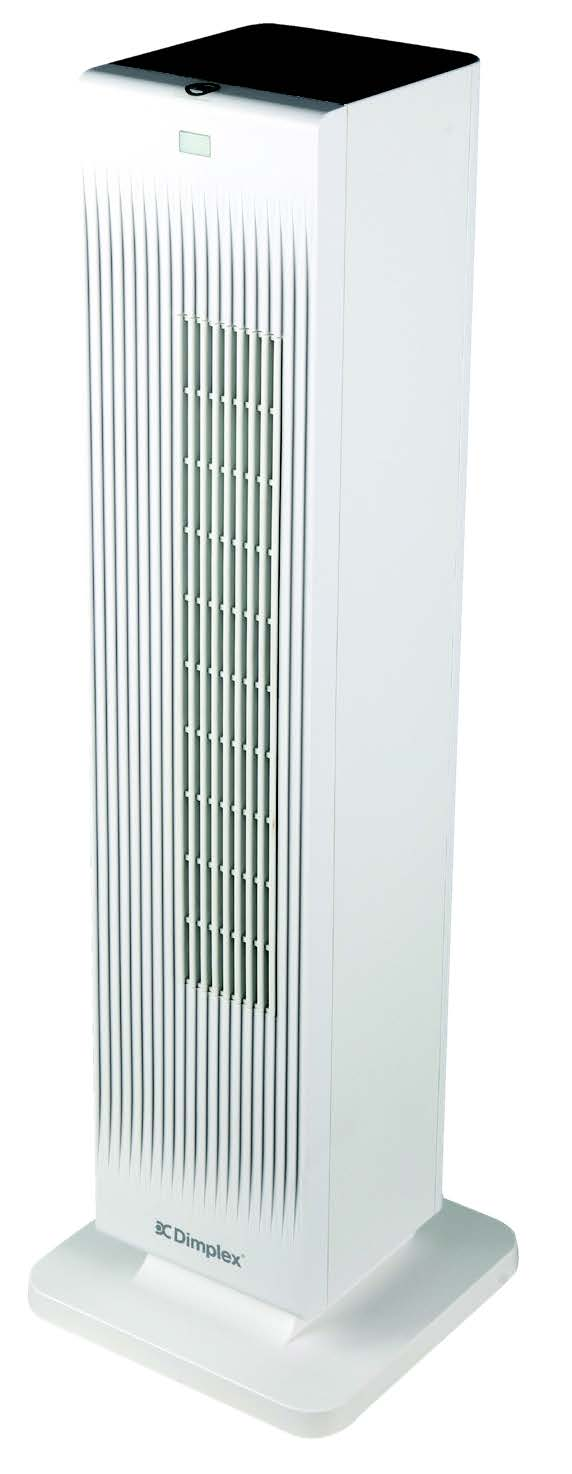 Dimplex DHCER20HC 2 In 1 Ceramic Heater And Cooling Fan Image