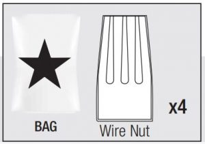 FIG 20 4 Wire Nuts