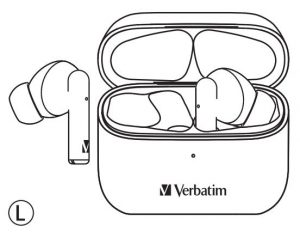 FIG 23 Both earbuds can be used individually