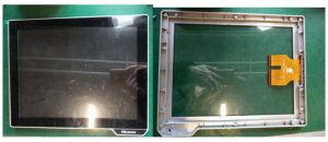 FIG 31 Touch screen removal and replacement