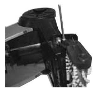 FIG 38 Drive belt removal & replacement