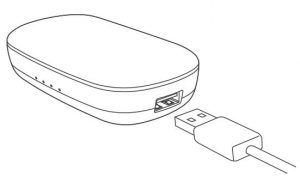 FIG 8 Charging other devices