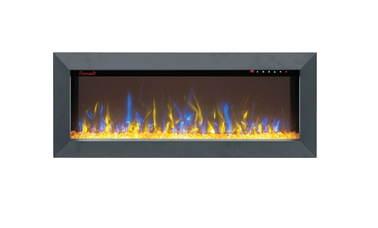 Firenado Electric Fireplace [FN-50-BIF, FN-60-BIF & FN-72-BIF]