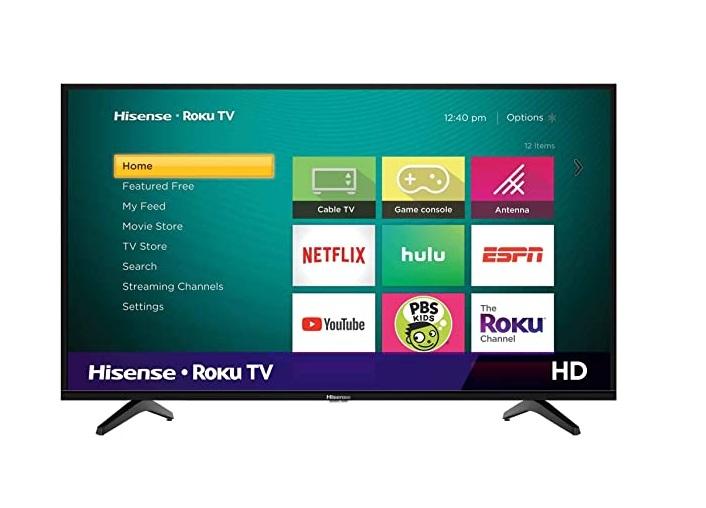 Hisense H4 Series Roku TV