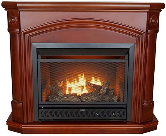 Kozy-World Full Size Vent-Free Fireplace [GFN4311, GFN4113, GFP4306, GFN4227R, GFP4312, GFP4113,GFN4305, GFP4228R]