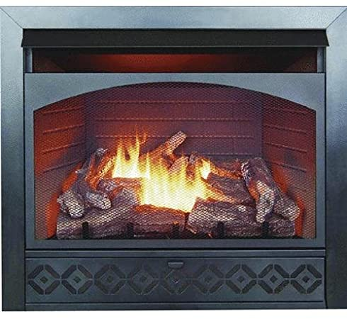 Kozy-World Vent-Free Gas Fireplace Insert FBD3211R
