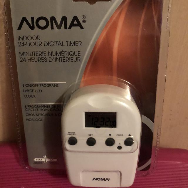 Noma Digital Timer