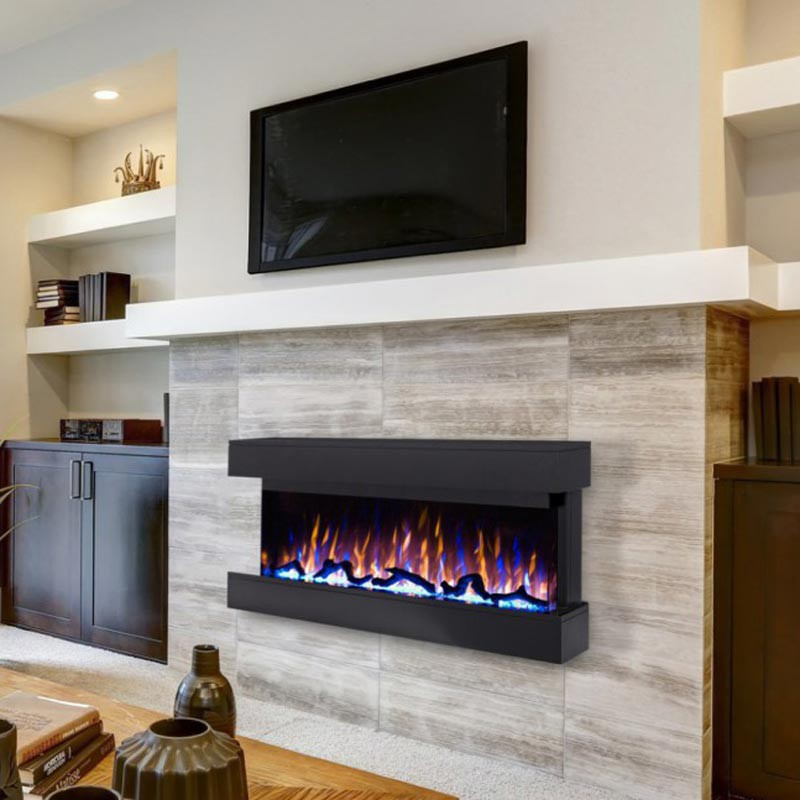 Nordfolk Electric Fireplace