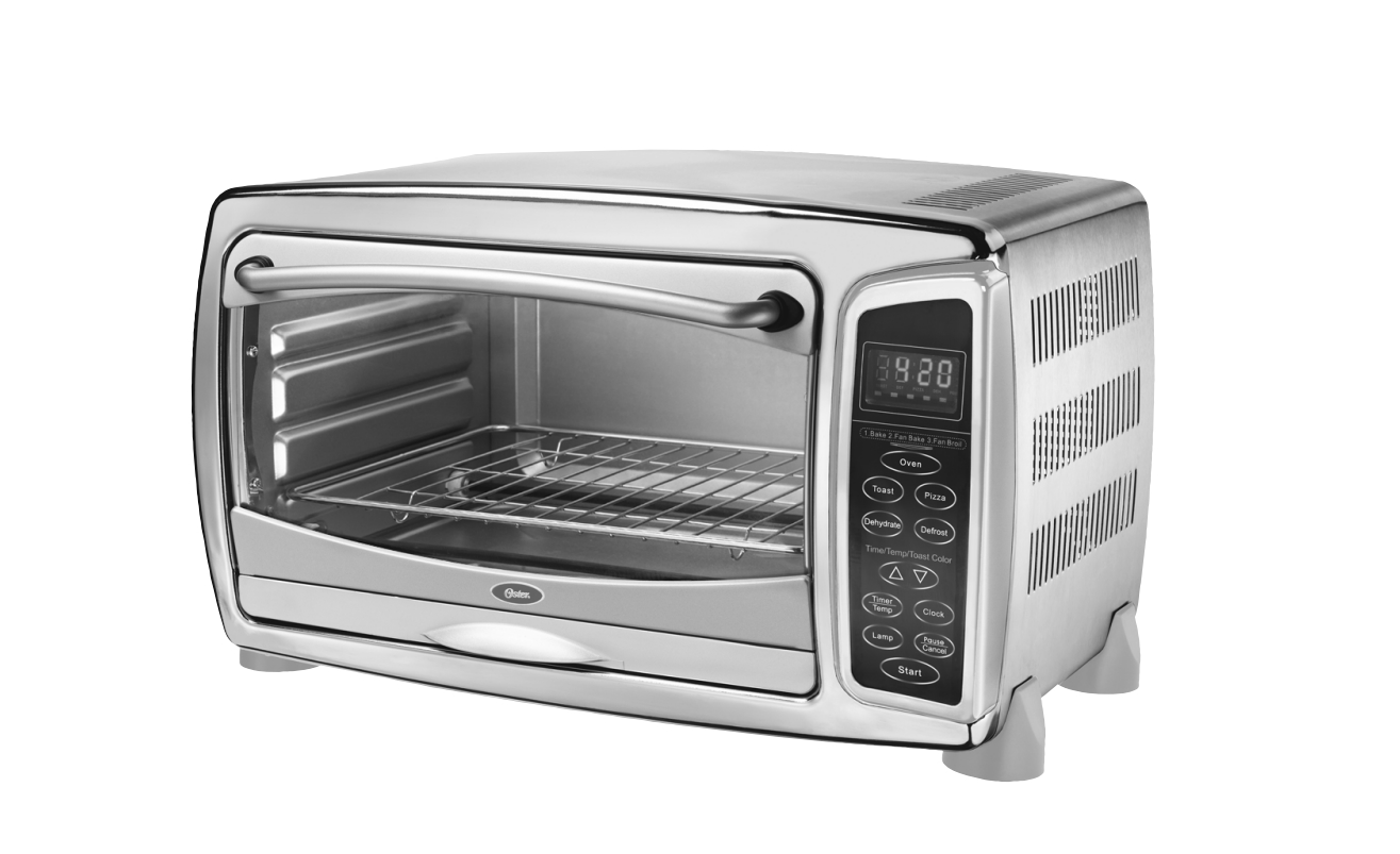Oster 6 Slice Toaster Oven User Manual