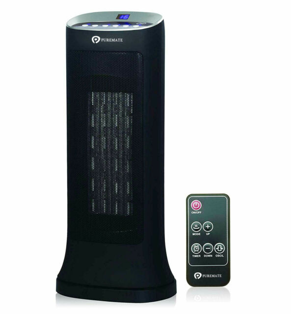 PureMate Ceramic Tower Heater PM 1550