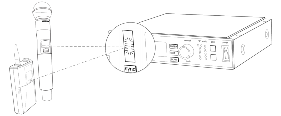 Setting the Portable Device