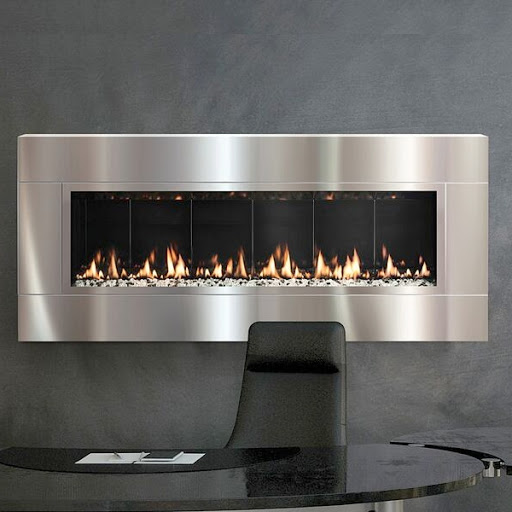 Solas Wall Mount Vent Free Gas Fireplaces