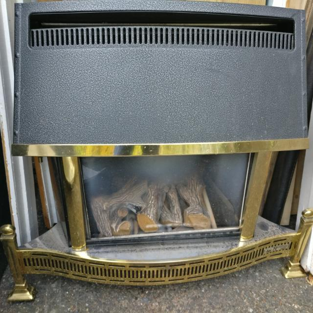 Valor HomeFlame Super 470MN Gas-Fired Vented Room Heater