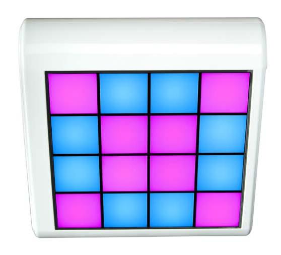 Homedics LT-500 Color Cube 500 ColorMotion Lichtanleitung